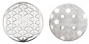 magnetkraft til dit drikkevand med en glasbrik fra magnetsaaler