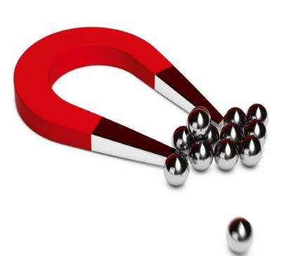 magneternes kraft i magnetsåler