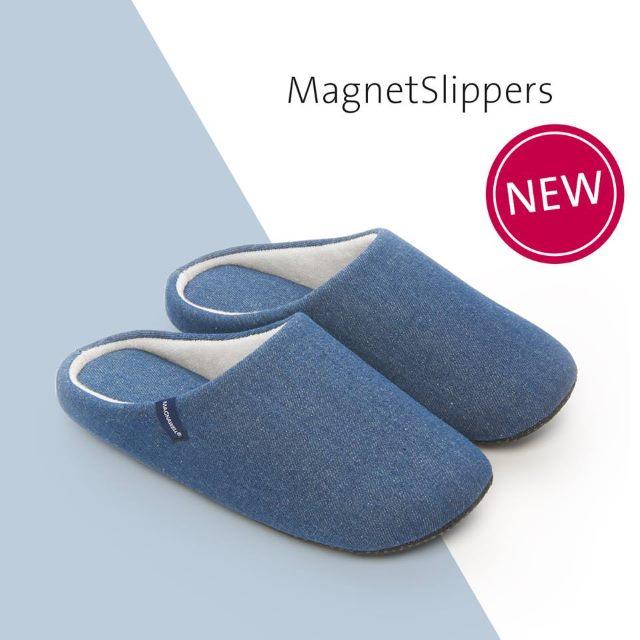 Magnet slippers er wellness hygge