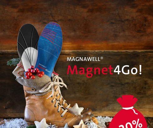 Magnetsåler til julemandens og til dine støvler